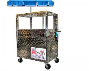 Fruta carro de empujar archives kareem carts - Carro de frutas ...